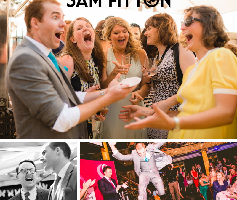 Getting to know 'Sam Fitton'