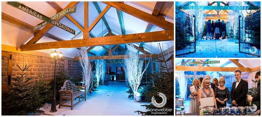 Heaton House Farm Christmas Party 2015 Fairytale of New York