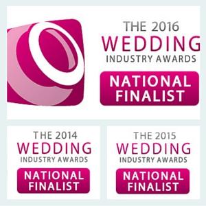 Heaton House Farm and The Wedding Industry Awards 2