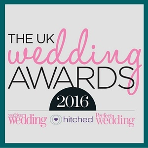UK Wedding Awards 2016 and Heaton House Farm!