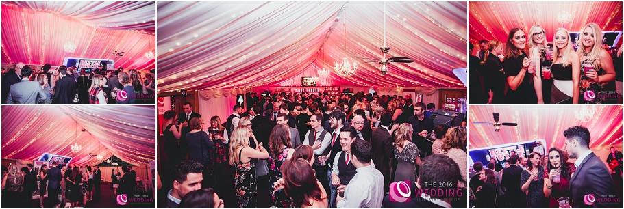The Wedding Industury Awards 2016 at Heaton House Farm Wedding Venue - Best Events Team 2
