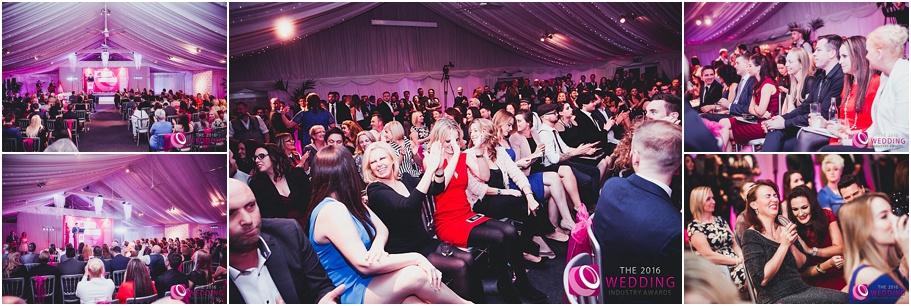 The Wedding Industury Awards 2016 at Heaton House Farm Wedding Venue - Best Events Team 4