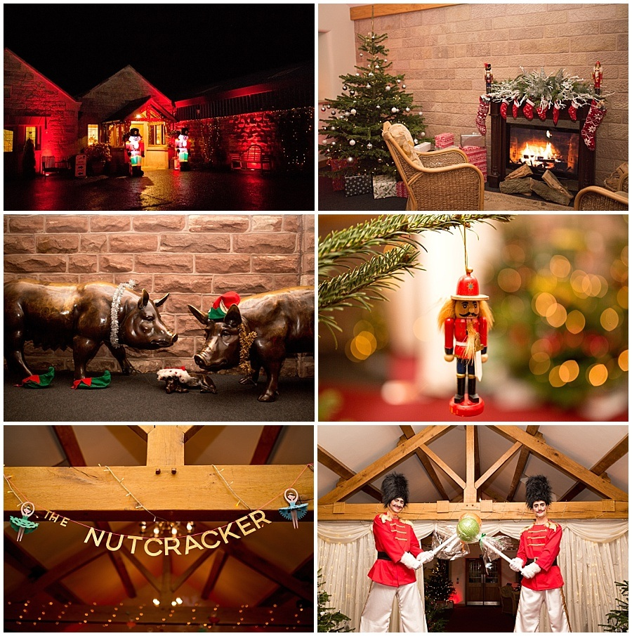 Heaton House Farm Christmas Ball 2016