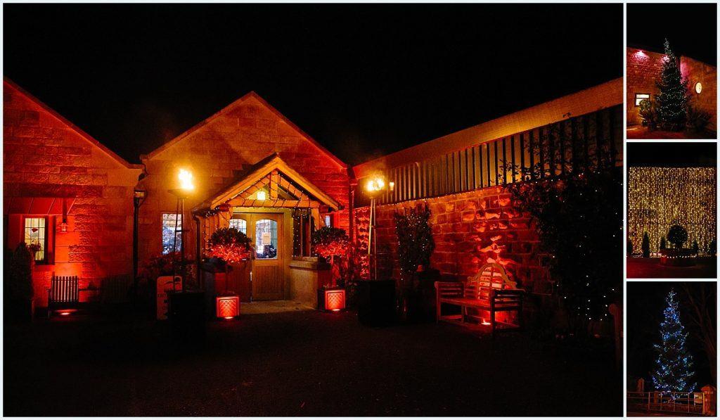 Heaton House Farm Experience Evening - November 2016 - Christmas Wedding (1)- wedding venue