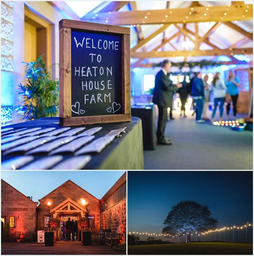 Heaton House Farm - Experience Evening - Spring 2017 - Festoon Lighting - Photo Opportunity - Gas Flambeux