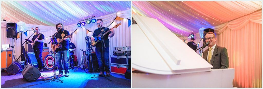 Heaton House Farm Experience Evening - Spring 2017 - Music - Party Band - Piano - entertainment