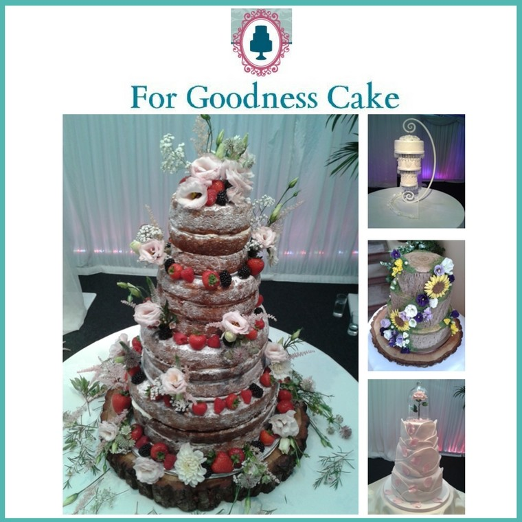 For Goodness Cake - Heaton House Farm Supplier