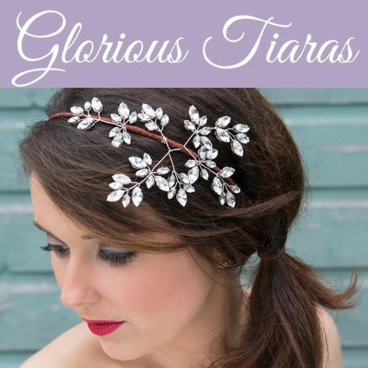 Glorious Tiaras - Heaton House Farm Supplier