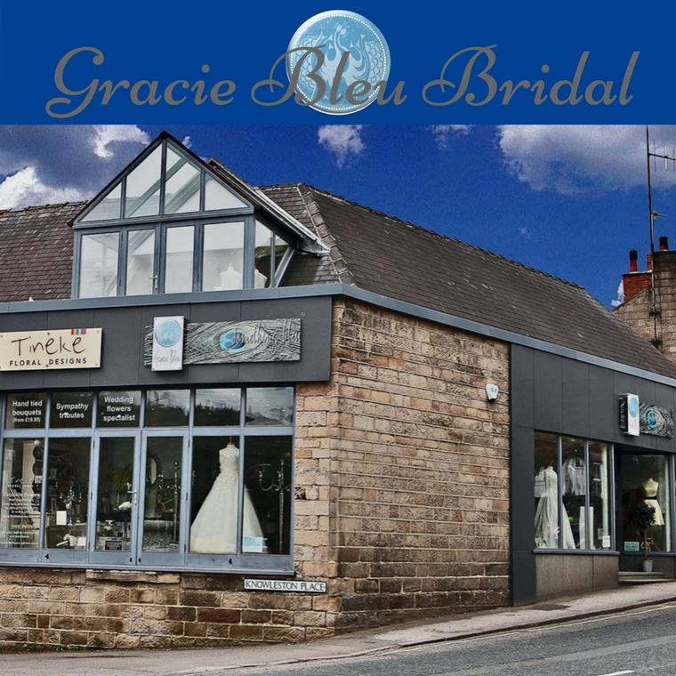 Gracie Bleu Bridal Boutique - Heaton House Farm Supplier