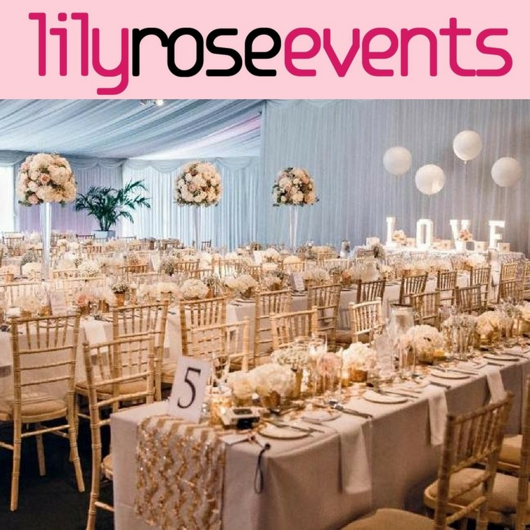 Lily Rose Events - Heaton House Farm Supplier