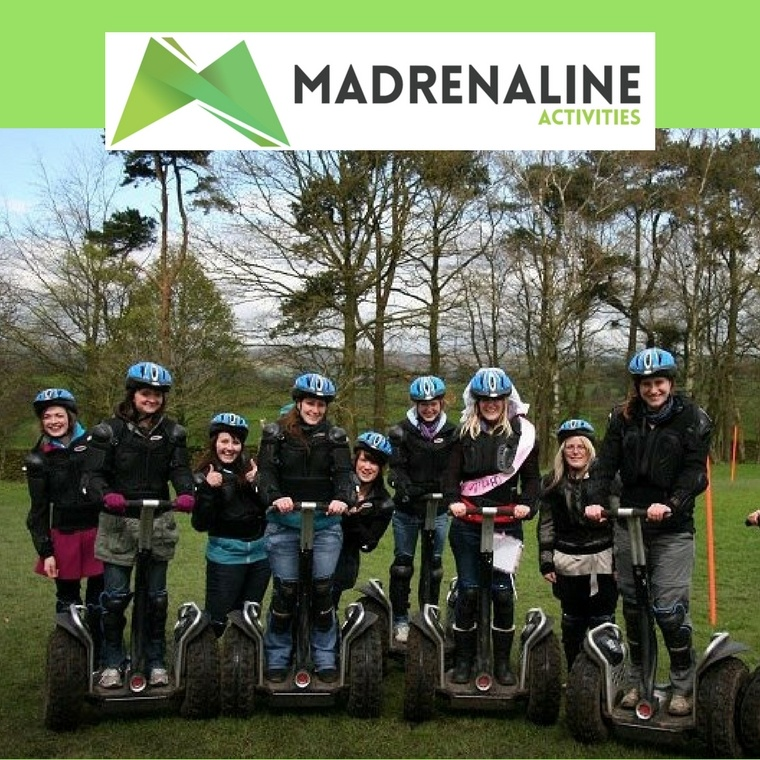 Madrenaline Activities - Heaton House Farm Supplier