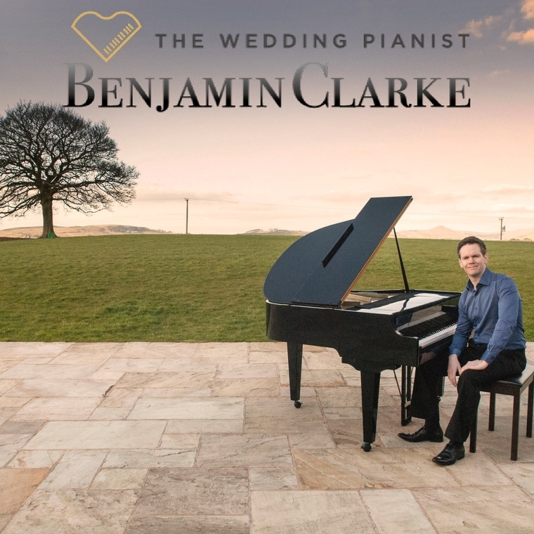 The Wedding Pianist Benjamin Clark - Heaton House Farm Supplier