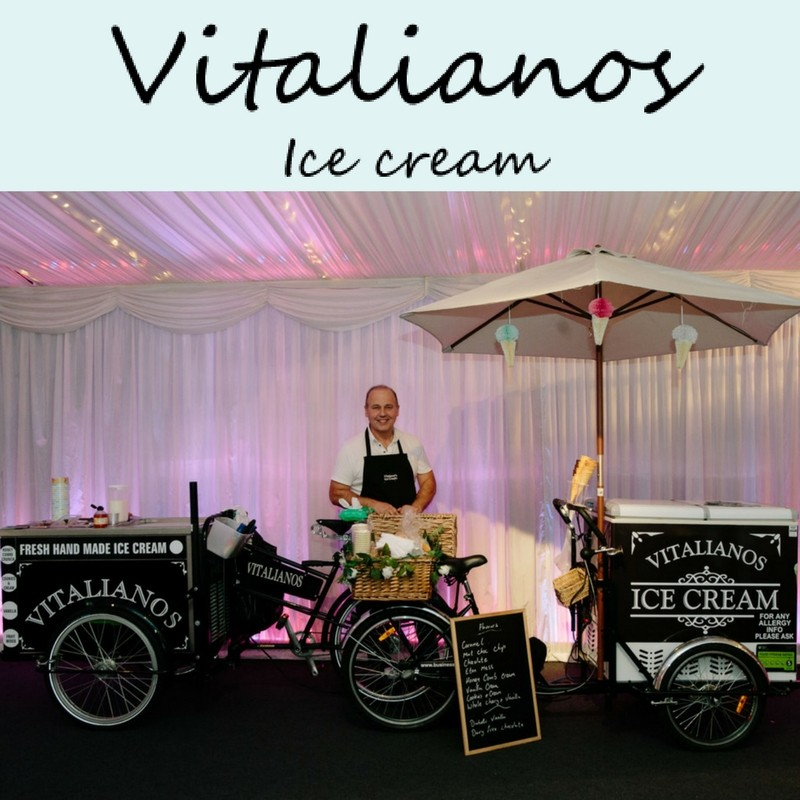 Vitalianos Ice Cream - Heaton House Farm Supplier