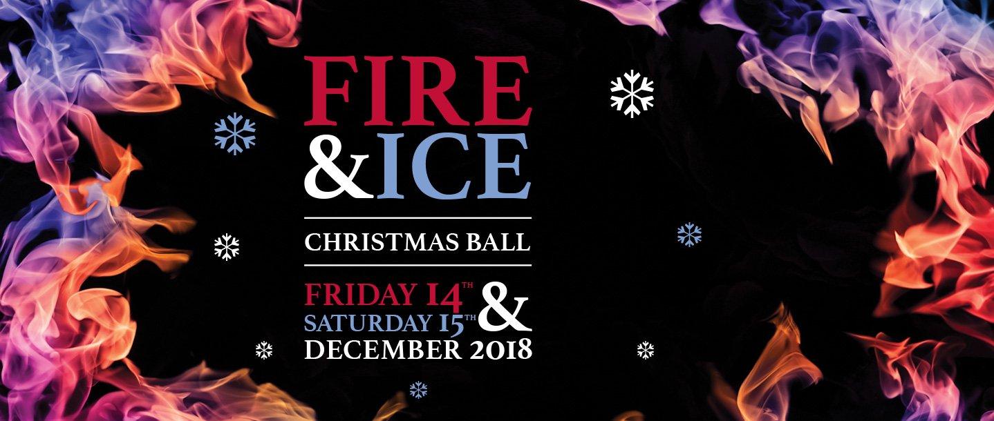 Heaton House Farm Christmas Party 2018 Fire and Ice