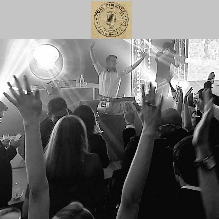 Tom Finkill DJ & Event Host - Heaton House Farm Supplier (1)