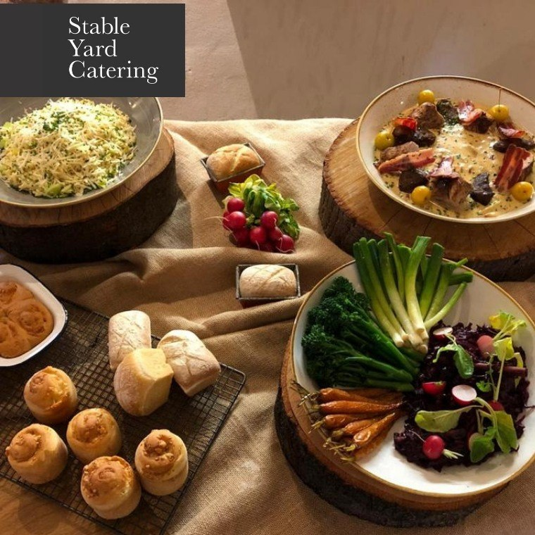 Stable Yard Catering- Heaton House Farm Supplier