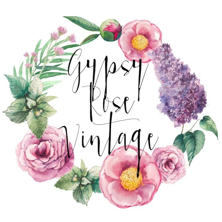Gypsy Rose Vintage Logo