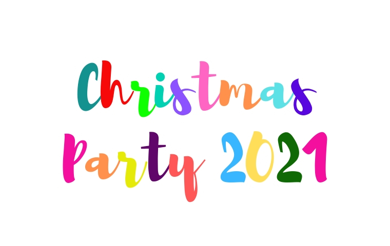 Christmas Party Save The Date Cards.Thursday 9th December 2021 Christmas Party Save The