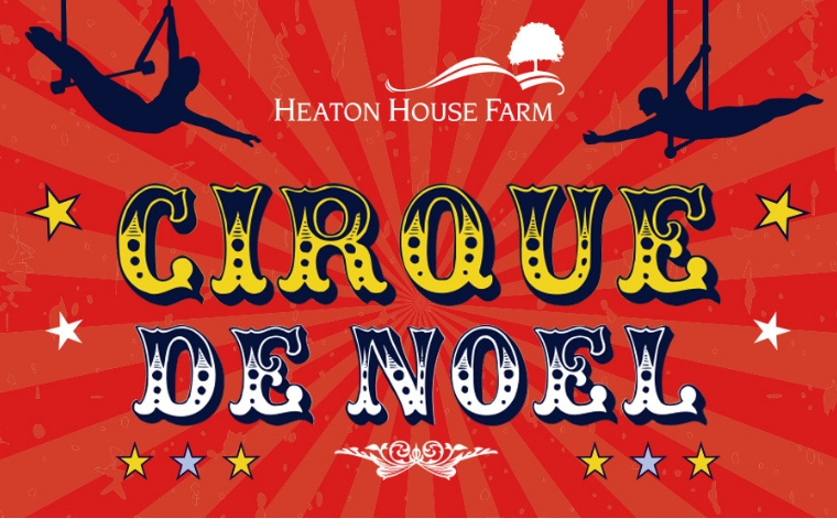 Thursday 12th December 2019 – Cirque De Noel Christmas Party *NEW DATE