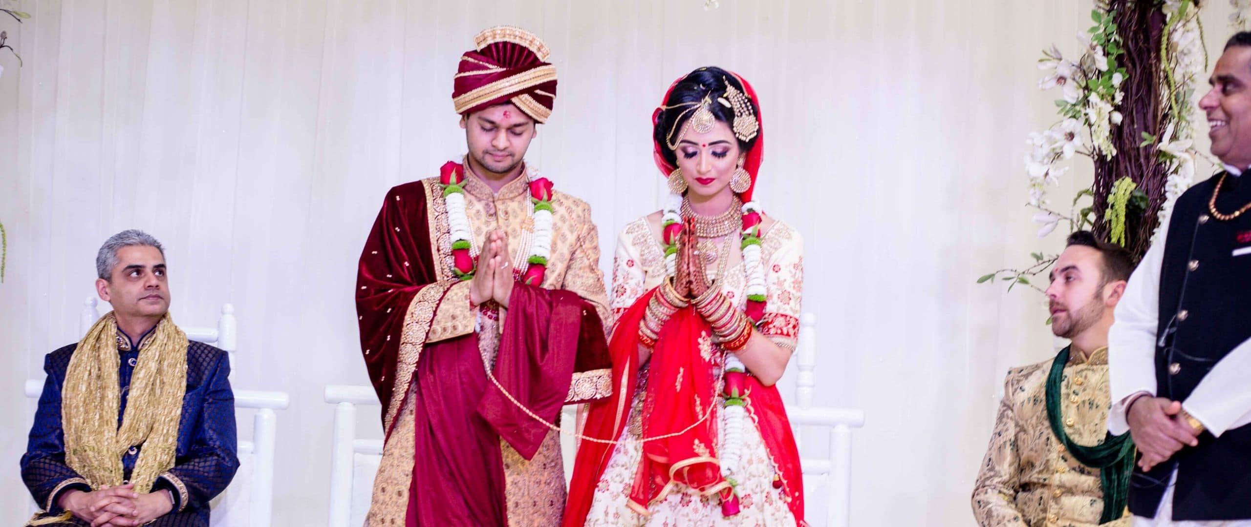 Meera & Mitesh's Beautiful Hindu Ceremony