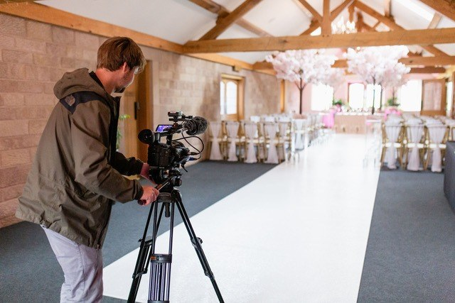Heaton House Farm Featured on Don't Tell The Bride