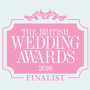British Wedding Awards 2016 and Heaton House Farm!