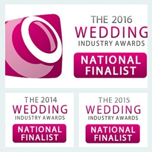 The Wedding Industry Awards 2016 and Heaton House Farm!