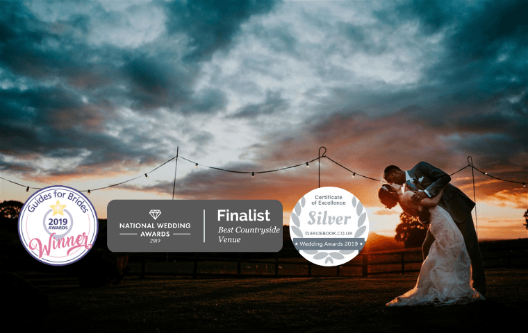 Love is in the air… and wedding awards too!
